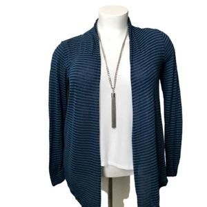 Grayson Blue Cardigan
